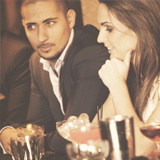 What attracts others in you on the first date?